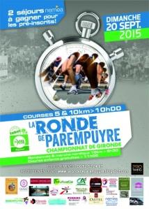 ronde parempuyre 2015