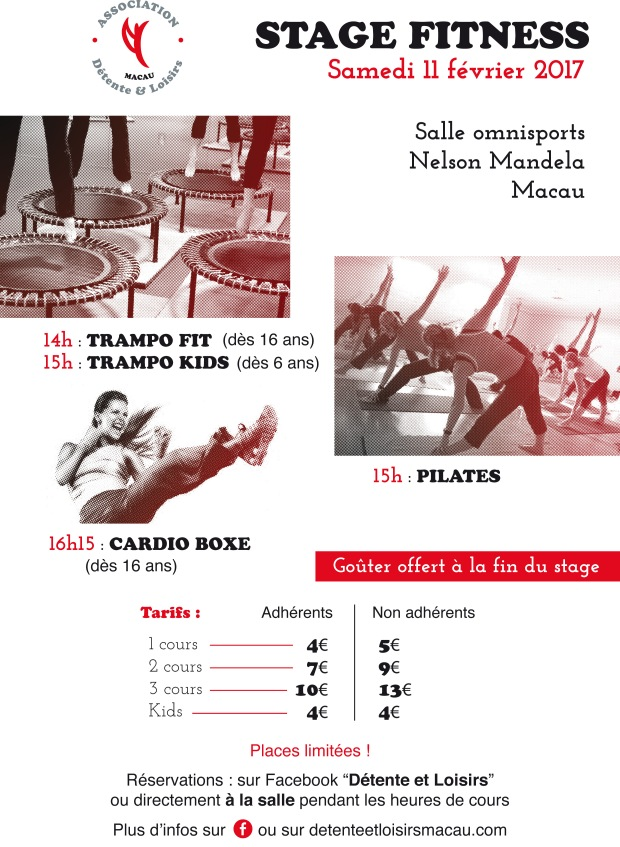 stage fitness2017
